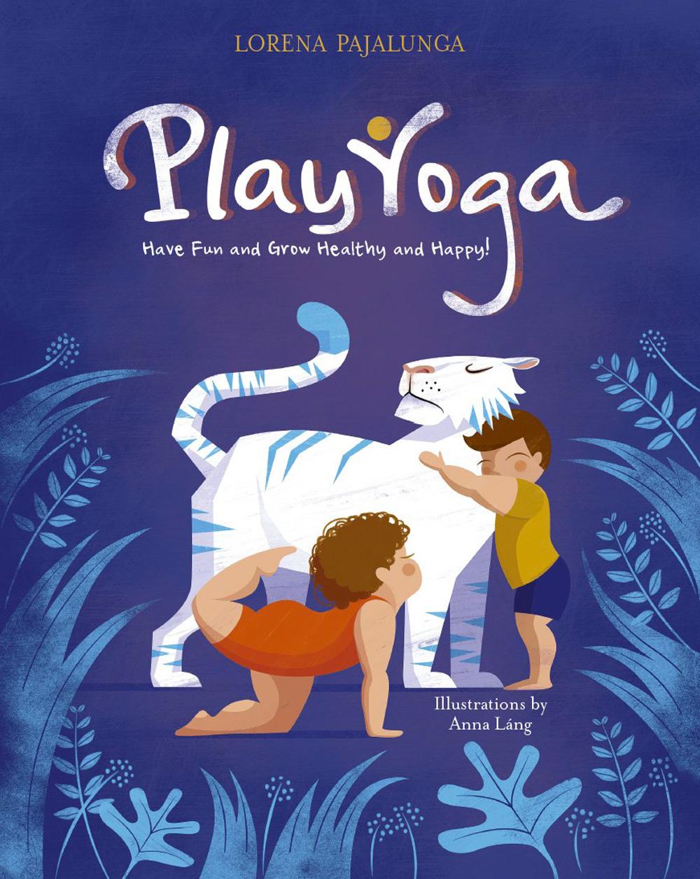 PlayYoga - Lorena V. Pajalunga