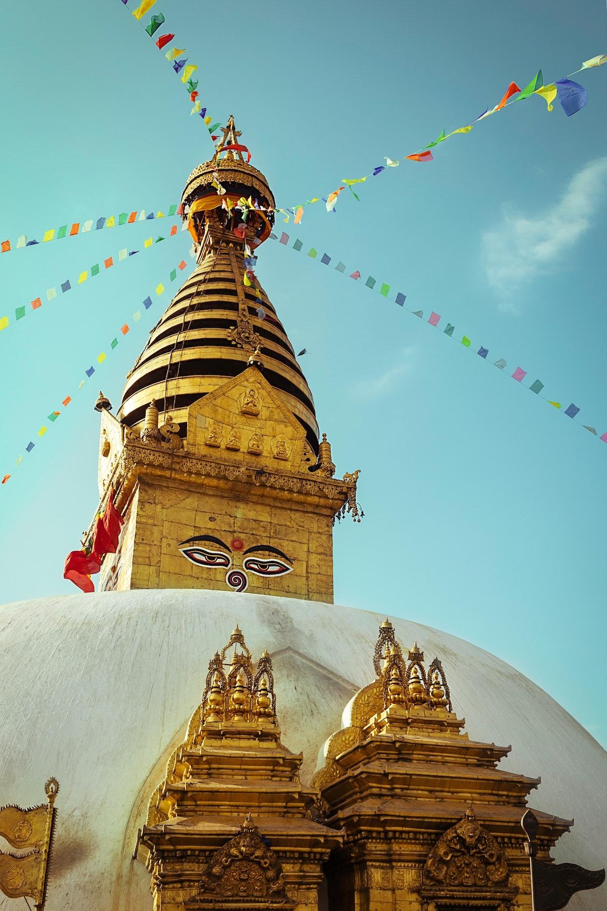 Tempio Nepalese