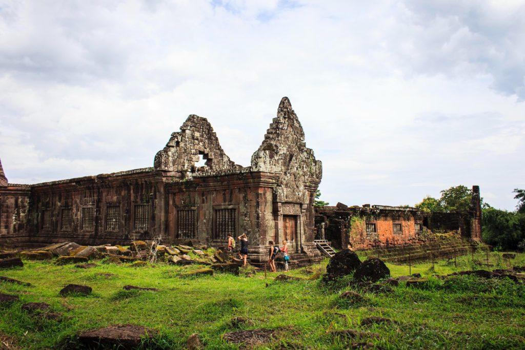 Rovine Tempio Laos