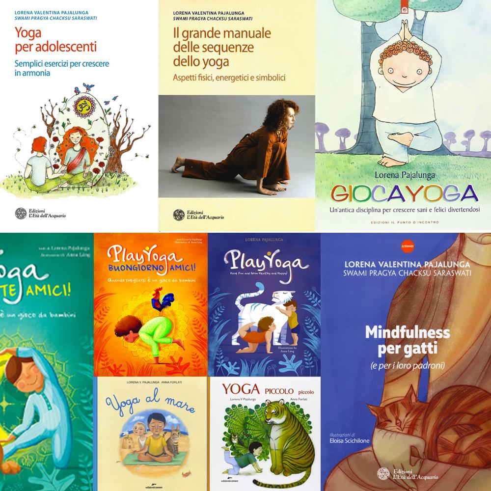 i libri di lorena pajalunga